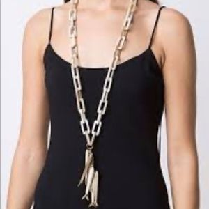 Maiyet Multi Baby Fish Pendant Necklace